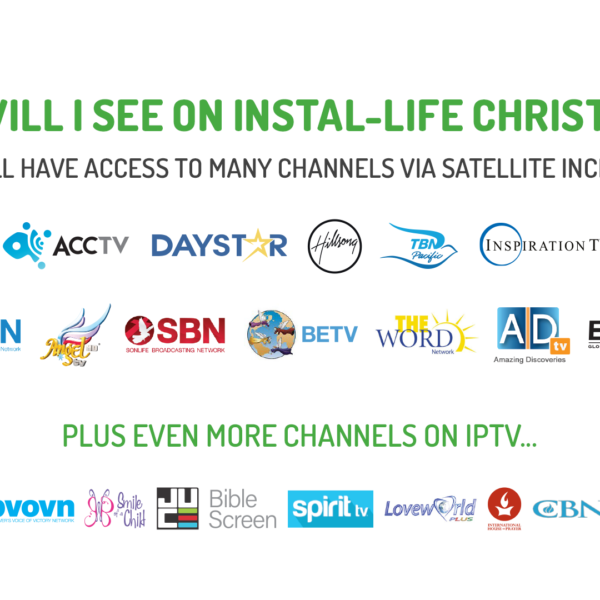 What's Christian TV?